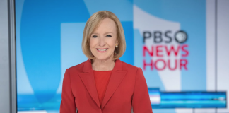 Judy Woodruff, a broadcast journalist known for her time at CNN, NBC and PBS, will speak in May. The five honorary degree recipients will give lectures to the College community prior to commencement. Photo courtesy of PBS NewsHour