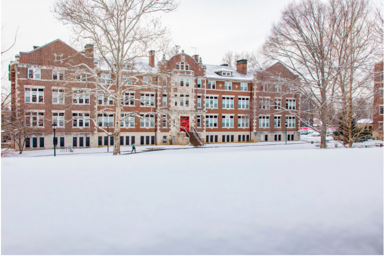 Brown hall to remain an all-female living space for next academic year