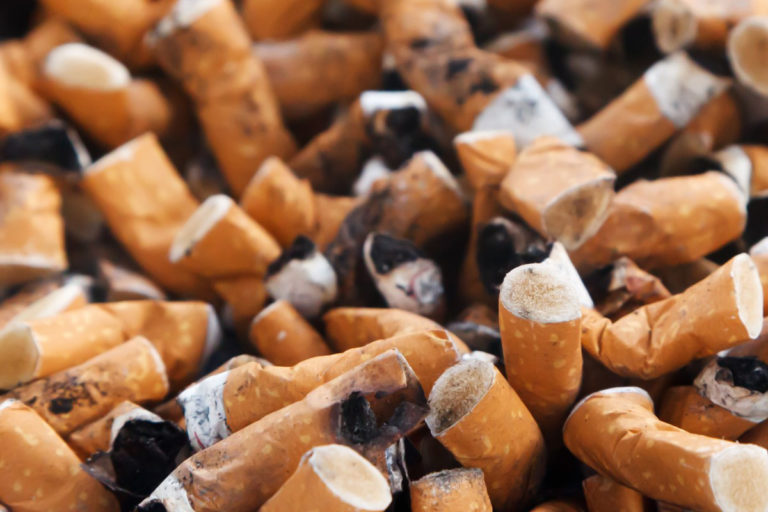 How to survive on a smoke free campus