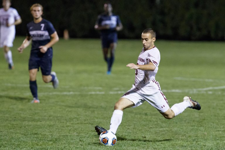 Sixth ranked men's soccer starts strong
