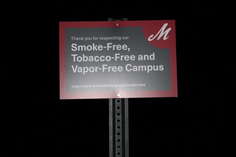 Muhlenberg professor and alumni's fight towards Tobacco 21
