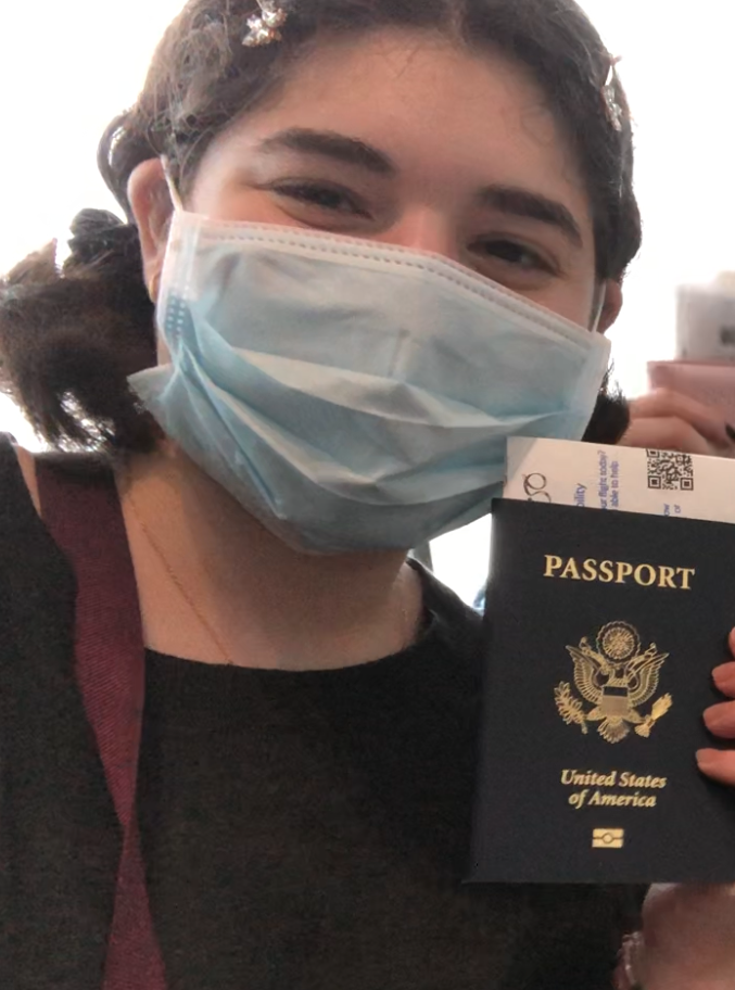 #BergAtHome: My study abroad adventure during a global pandemic