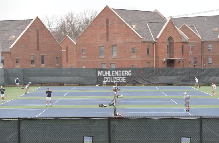 Varsity Tennis treated as club team by athletic department