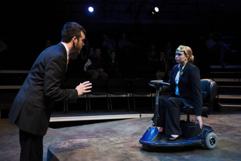 Behind the curtain: As theaters become more accessible to patrons, are actors left behind?
