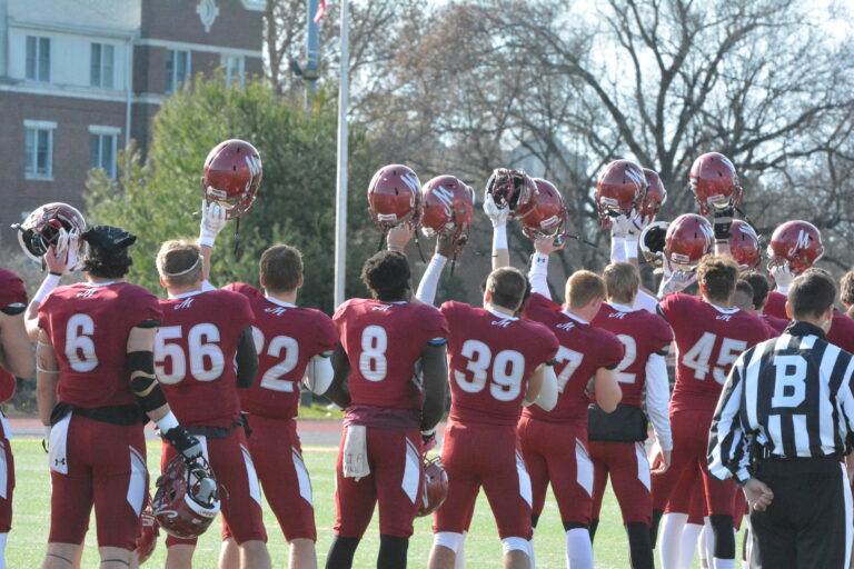 Hang 'em up or run it back?: The impact of COVID-19 on the Muhlenberg Football Team