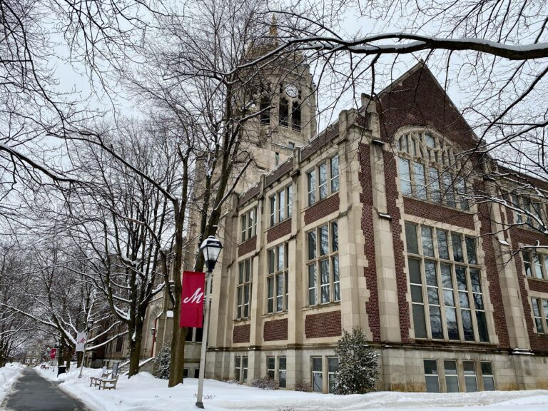 Snow on top of COVID: how 'Berg pulled off Spring 2021 move-in