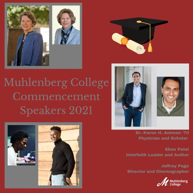 Interfaith leader and author Eboo Patel to speak at Muhlenberg's 173rd Commencement