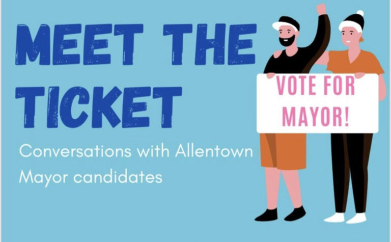 """""""Meet the Ticket"""" events bring local politics to Muhlenberg"""