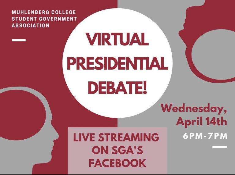 SGA hosts presidential debate