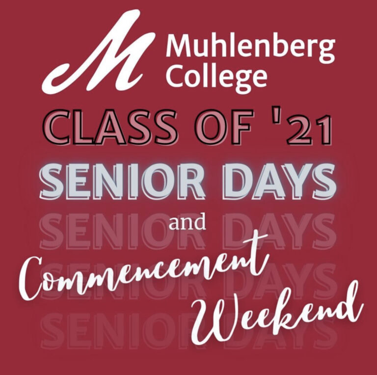 What to expect from Senior Days and Commencement Weekend